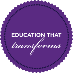 Education that transforms