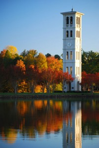 The Furman Bell Tower.