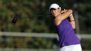 Furman golfer Haylee Harford leads the Paladins into the NCAA Women's Golf Championship