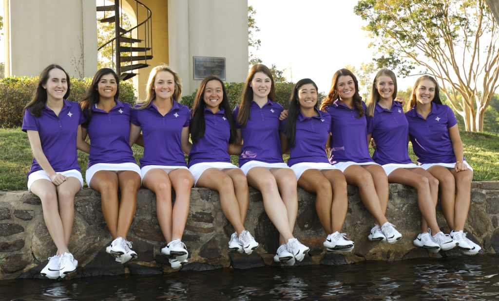 The 2017-18 Furman women's golf team became the 19th in school history to qualify for the NCAA Women's Golf Championship.