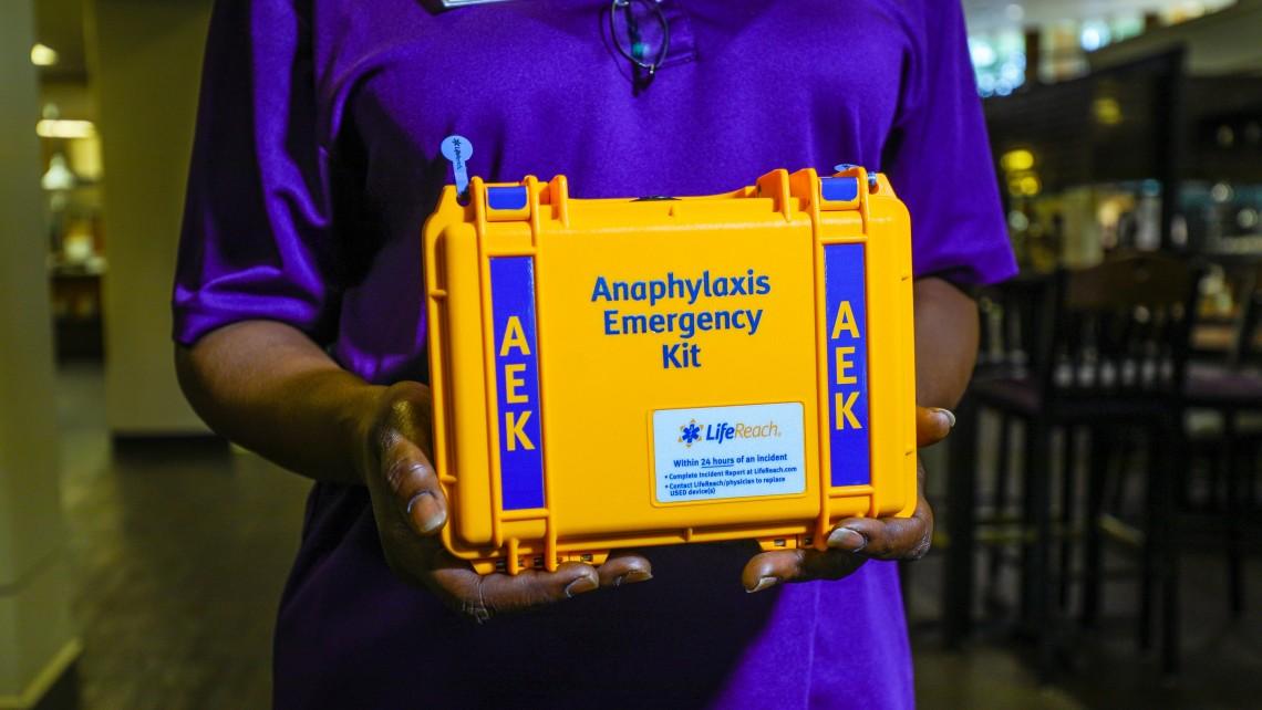 A Furman Anaphylaxis Emergency Kits (AEK)