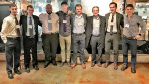 Participants in Furman's Washington Internship Program