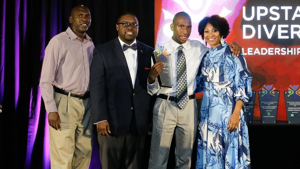upstate diversity leadership awards