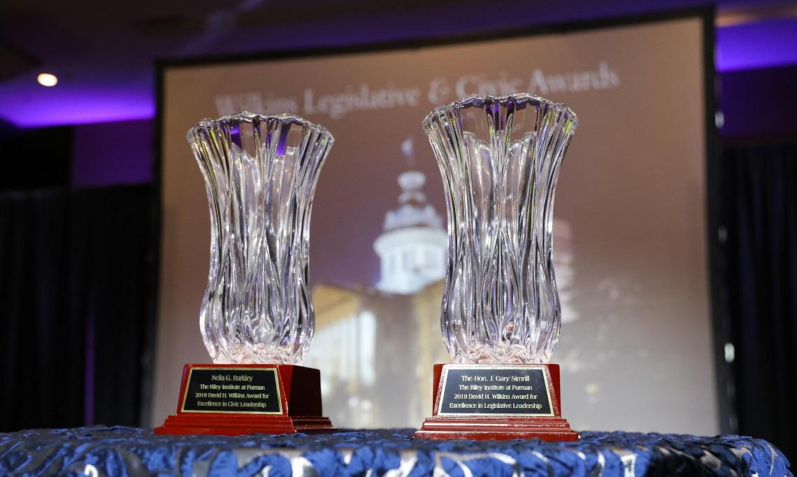 Wilkins Leadership Awards