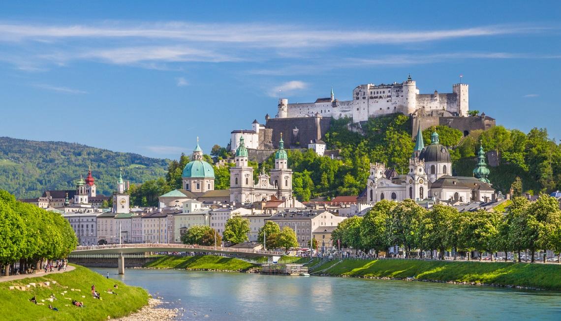 Salzburg, Austria, Fulbright U.S. Student Program