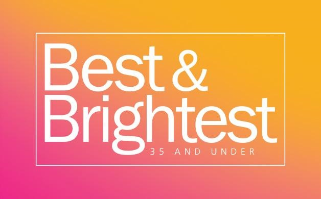 Best & Brightest 35 and under