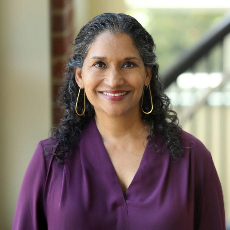 Savita Nair, director of Furman's Women's, Gender and Sexuality Studies program.