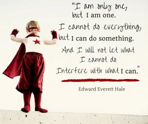 Edward Everett Hale Quote