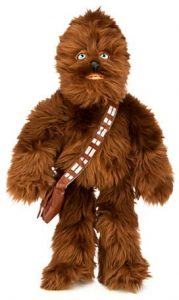 Stuffed Chewbacca