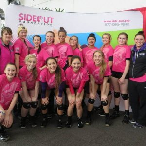 PJVBC U15 The Assist Club Feathre Team