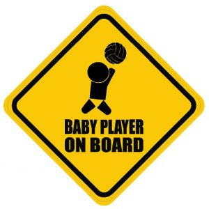Burnout in Youth Sports Baby Player on Board