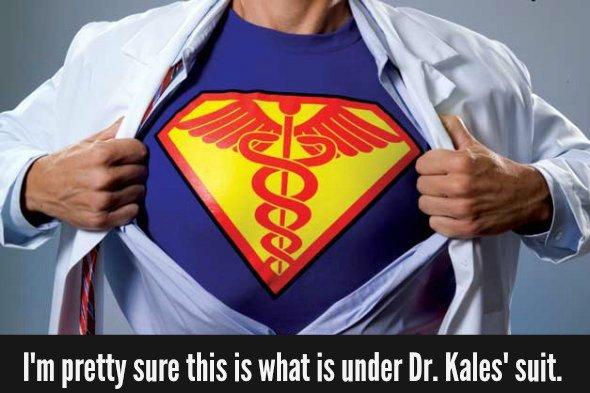 When Your Doctor Retires Superhero