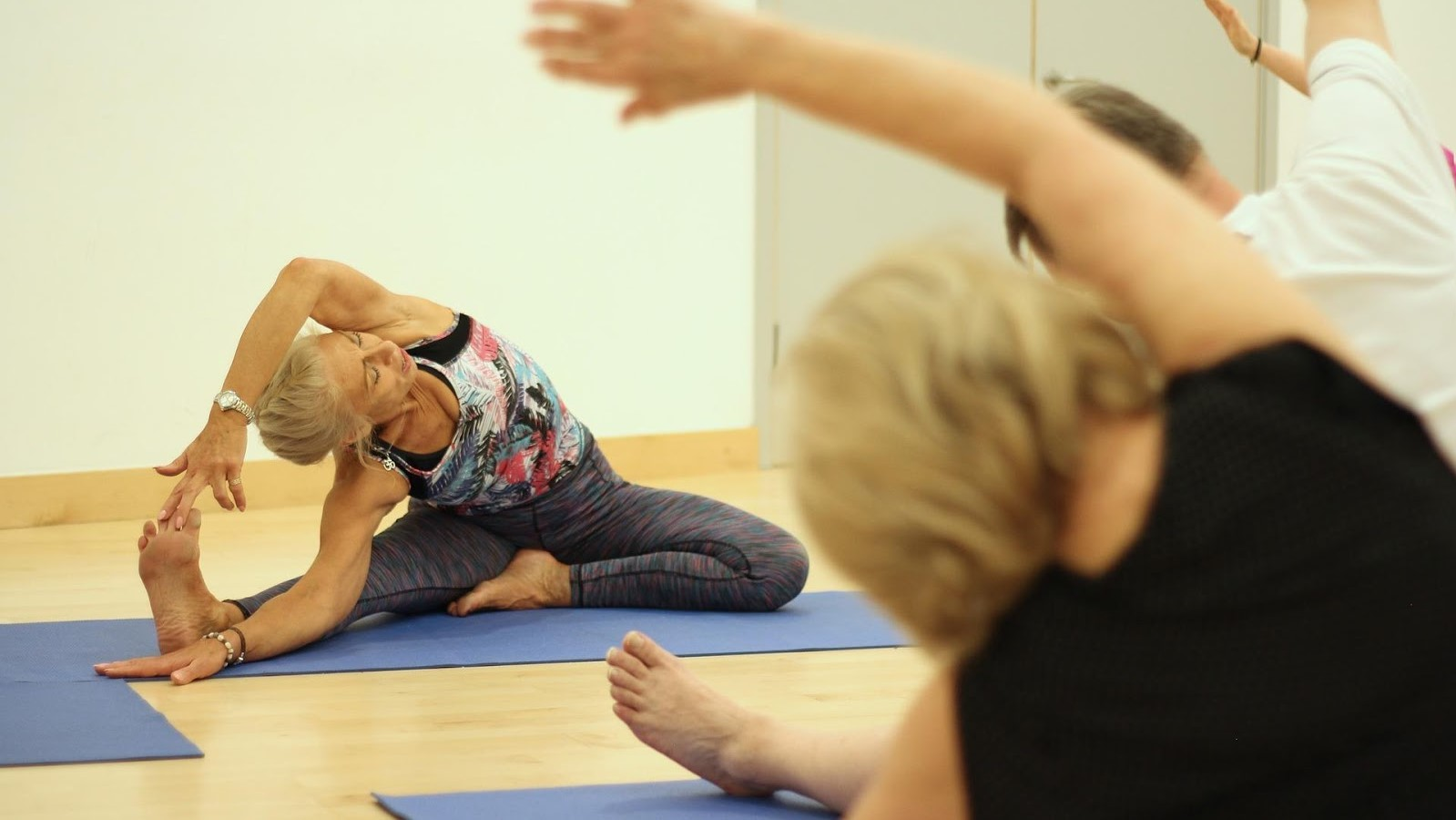 Stretching for wellness as an affordable option for those living with breast cancer