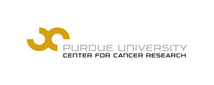 Purdue University Center for Cancer Research Logo