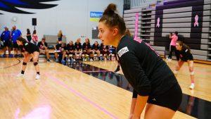 Volleyball Player Olathe Sport Psychology