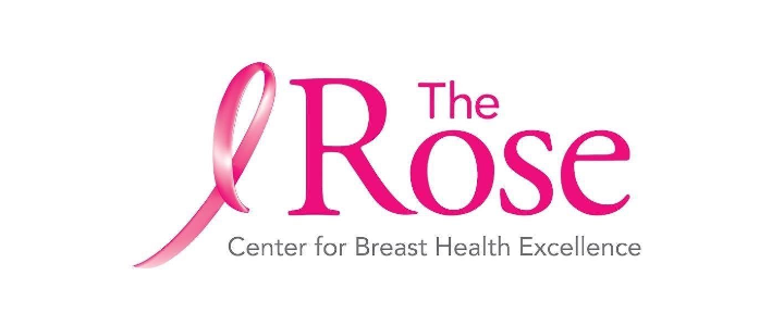 The Rose Center for Breast Health Excellence Logo