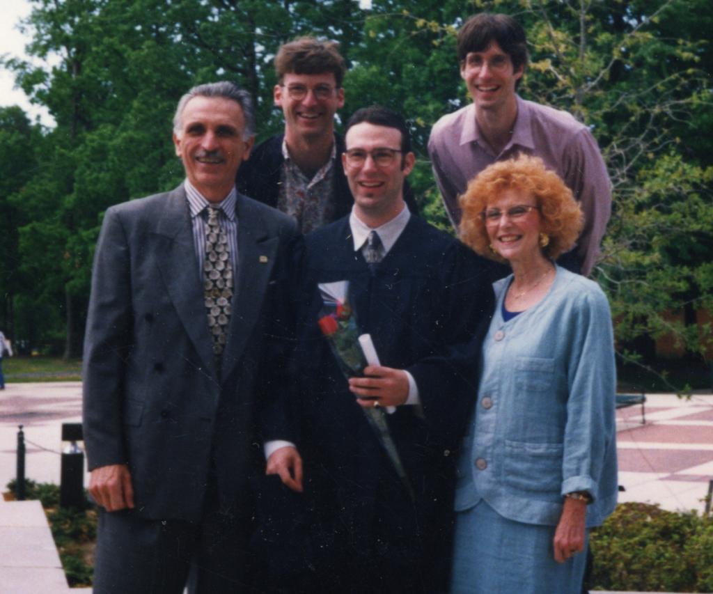 Gloria Dunetz and Family
