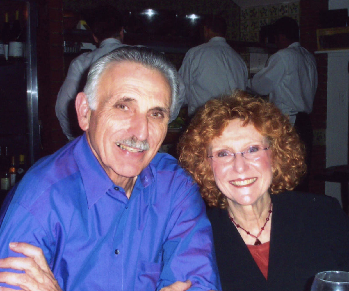 Gloria Dunetz and Bryant Dunetz