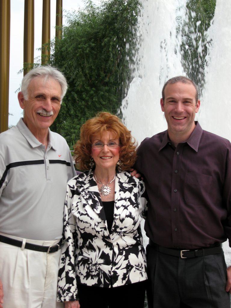 Gloria Dunetz and Bryant Dunetz and Rick Dunetz