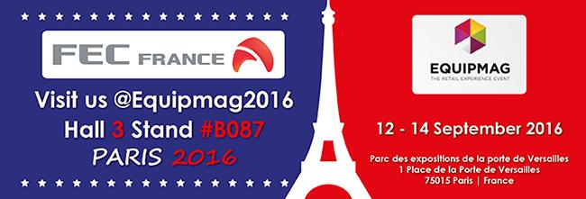 FEC France @Equipmag 2016