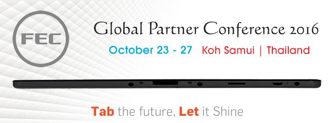 FEC Global Partner Conference 2016