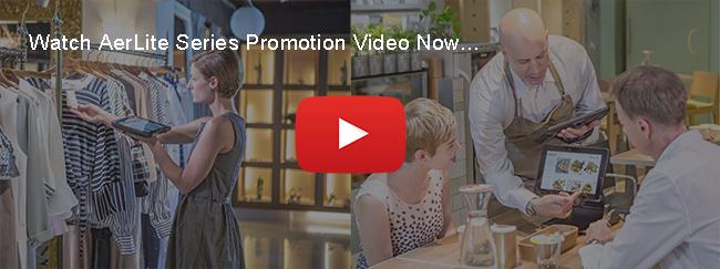 AerLite Series Promotional Video