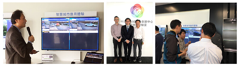 OT Systems in China Mobile 5G Innovation Centre Hong Kong Open Lab