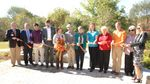 Wellmont Hospice House celebrates completion of healing garden that expands comfort and peace