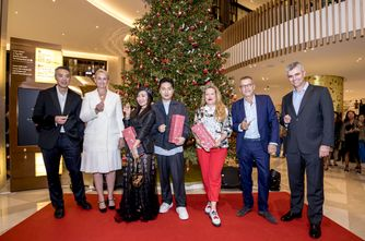 DFS GROUP KICKS OFF ITS SEASONAL GIFTING CAMPAIGN WITH THE ART OF PERSONALIZATION EVENT