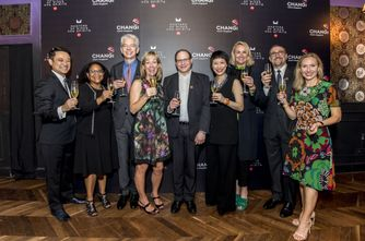 DFS GROUP HOSTS SIXTH MASTERS OF WINES AND SPIRITS IN SINGAPORE