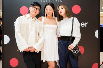 T GALLERIA BY DFS, CITY OF DREAMS KICKS OFF FALL WITH CURATED COLLECTION FROM DECLAN CHAN, TINA LEUNG AND FAYE TSUI