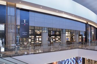 DFS GROUP EXPANDS MEN'S CONCEPT WITH FIRST-OF-ITS-KIND LIFESTYLE TIMEPIECES & WHISKIES BOUTIQUE IN MACAU AT T GALLERIA BY DFS, CITY OF DREAMS