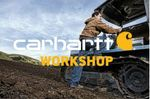 Carhartt To Offer Workshop In Detroit In New Partnership With Skillshare