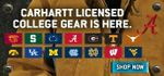 Carhartt To Offer Collegiate Branded Apparel Line In Time For Football Season
