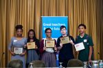 NYC Students Share Their Work at Teaching Matters' Poetry Slam