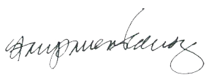 SLF signature