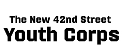 Support The New 42nd Street Youth Corps