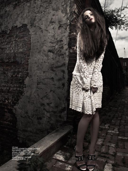 Lenox Tillman - the Fashion Spot