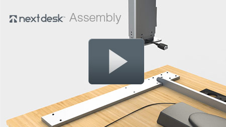 NextDesk Assembly Video