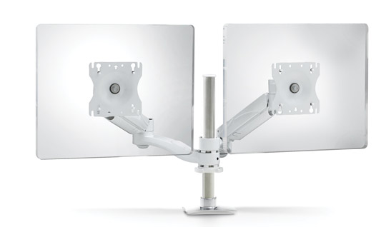 ergonomic monitor arms
