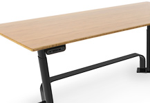 design adjustable height desks