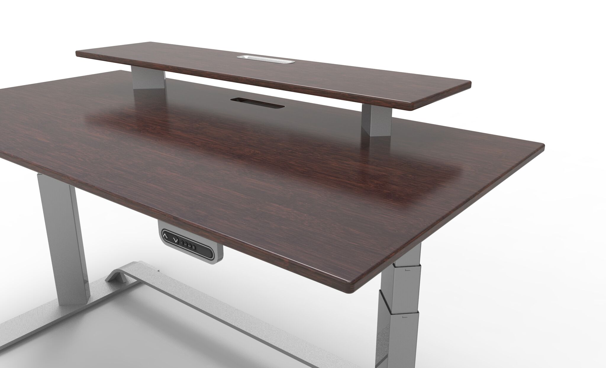 A Moveable Computer Desk That Retains You Nicely Organized Terra Loft