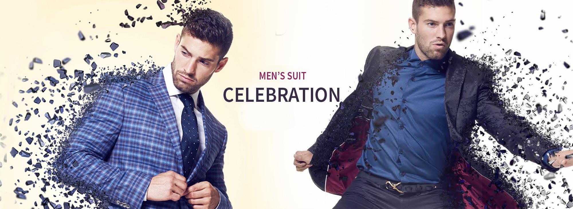 Men's suit Celebration