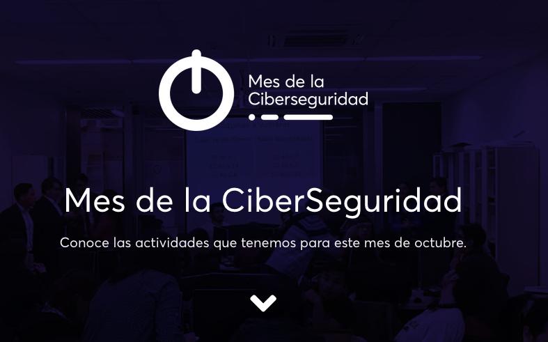 """Octubre el """"Mes Chileno de la Ciberseguridad"""""""