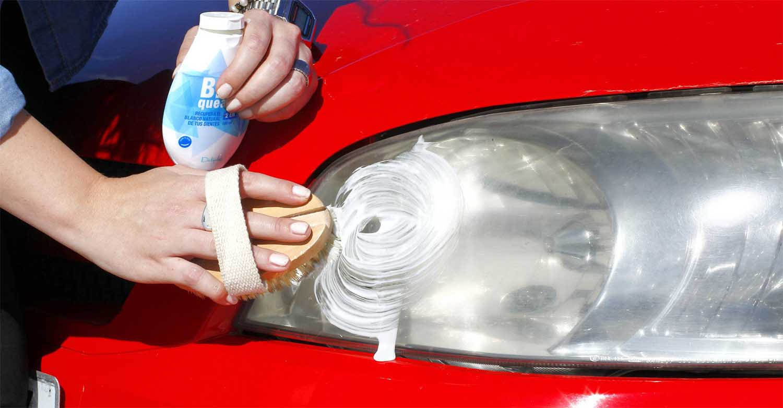 Aprende Cómo Limpiar Los Faros Opacos De Tu Auto