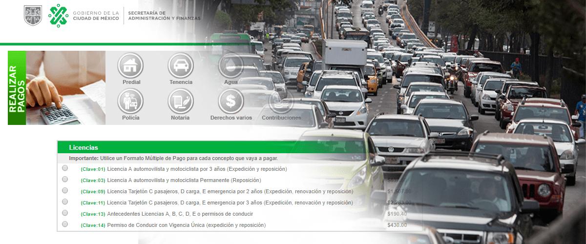 Licencia De Conducir En La Cdmx Cómo Tramitarla
