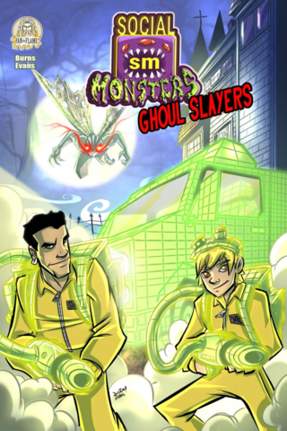 Social Monsters: Halloween Special (Ghoul Slayers)