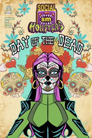 Social Monsters: Day of the Dead Special