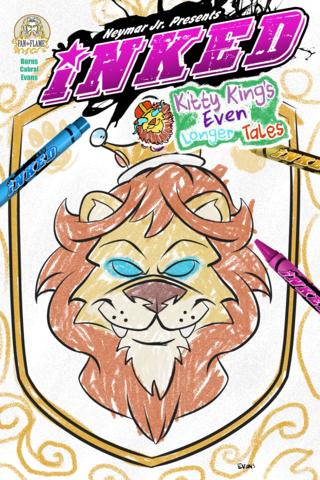 Inked: Kitty King's Even Longer Tales