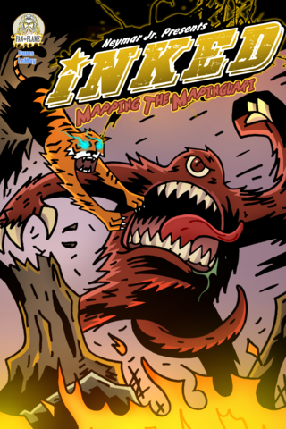 Inked: Mapping the Mapinguari